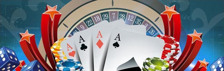 casino cartes jetons jeux